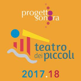 Progetto Sonora - Teatro dei Piccoli