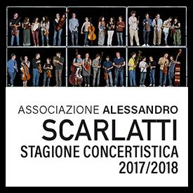 Associazione Scarlatti - Stagione concertistica 2017