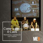 Teatro dei Piccoli - Come suona il caos