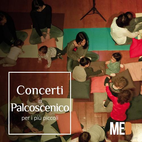 Teatro dei Piccoli - Concerti in Palcoscenico