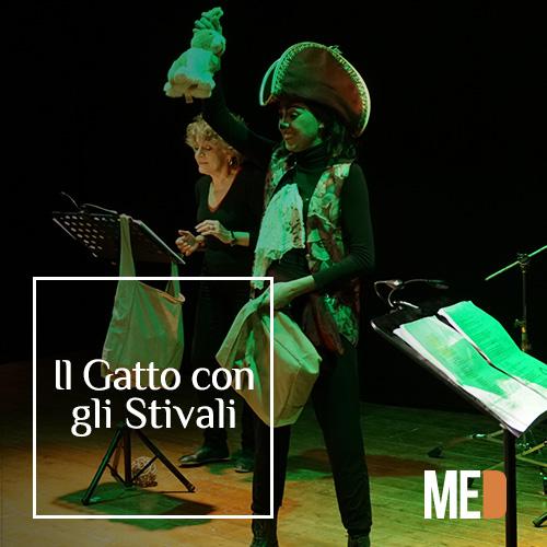 Teatro dei Piccoli - Il Gatto con gli Stivali