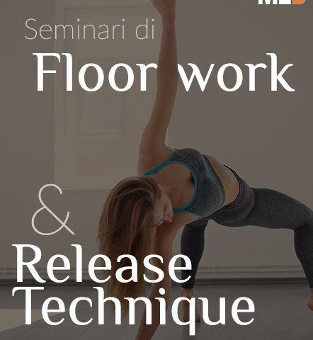 Seminari di Floor Work e Release Technique con Fabrizio Varriale
