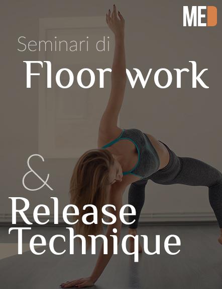 Seminari di Floor Work e Release Technique con Fabrizio Varriale