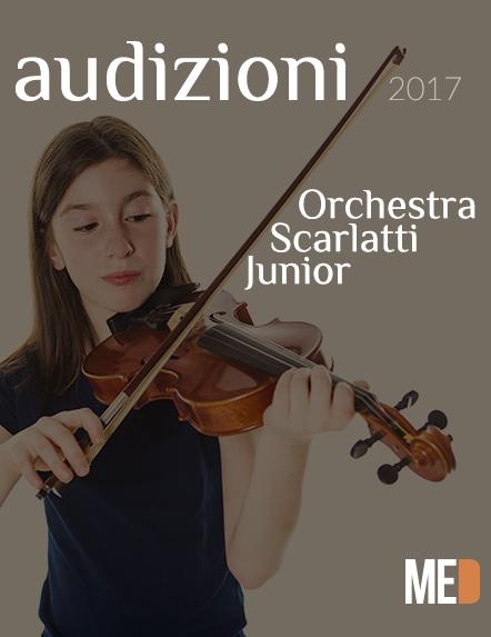 AUDIZIONI 2017 - Orchestra Scarlatti Junior