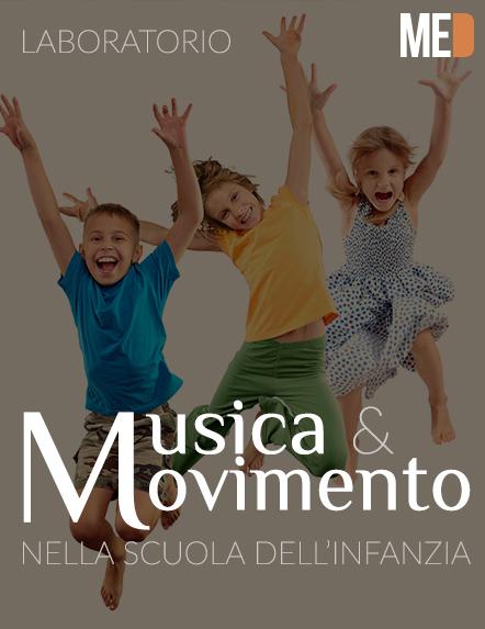Seminario Musica e Movimento nella scuola dell'infanzia