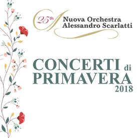 Nuova Orchestra Scarlatti - Concerti di Primavera 2018