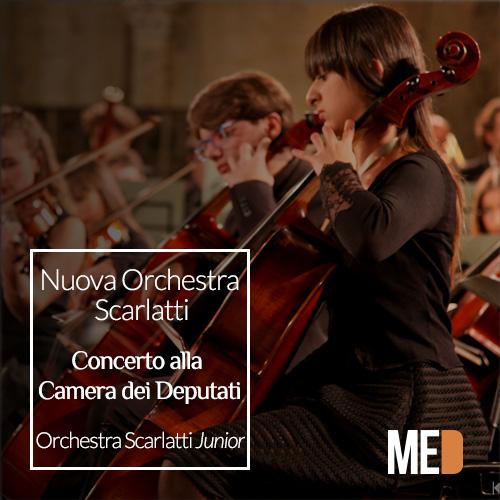 Nuova orchestra scarlatti concerto alla camera dei for Calendario camera deputati