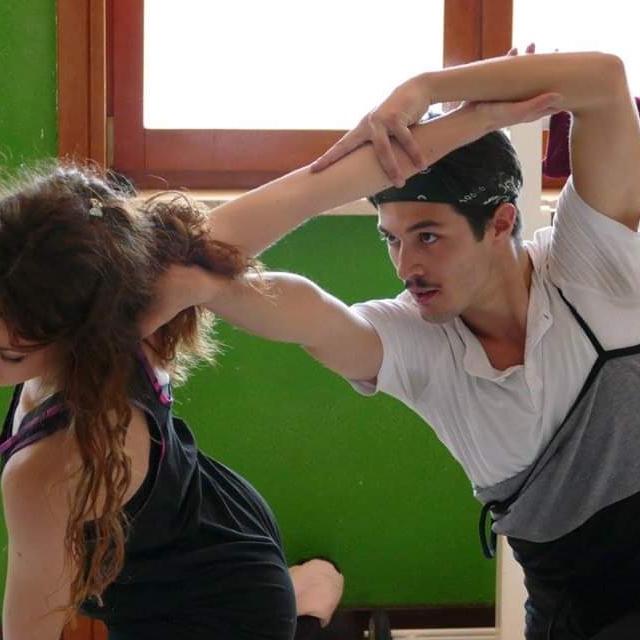 Gèranos Orchestra Dance Company